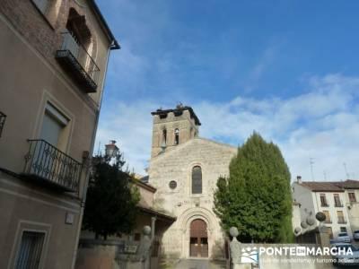 Destilería DYC y Ciudad de Segovia;tejo árbol;senderismo en la comunidad de madrid